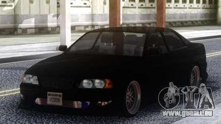 Toyota Chaser Tourer V JZX100 pour GTA San Andreas