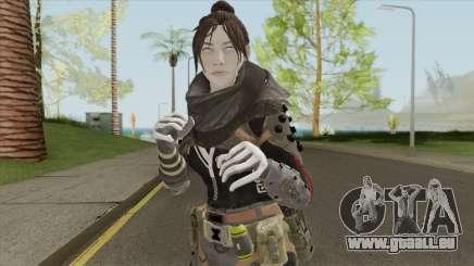 Apex Legends: Default Wraith pour GTA San Andreas