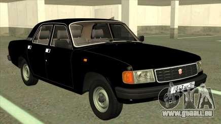 GAZ 31029 Stoke pour GTA San Andreas
