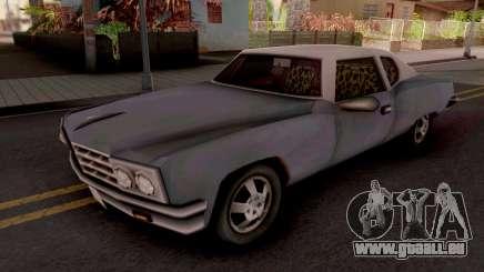 Yardie Lobo GTA III Xbox pour GTA San Andreas