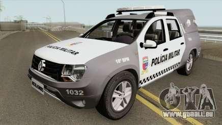 Renault Duster Oroch (PMRN Rio Grande Do Norte) pour GTA San Andreas