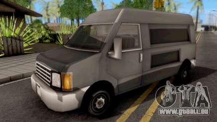 Pony GTA III Xbox pour GTA San Andreas