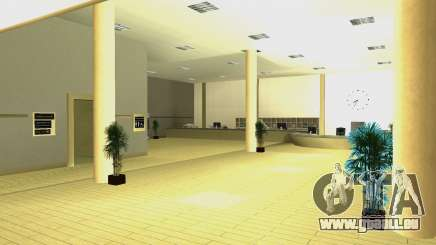 New textures Interior of the City Hall v2.0 pour GTA San Andreas