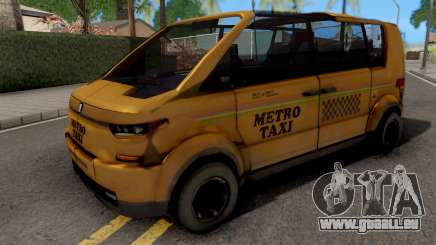 Metro Taxi 2054 für GTA San Andreas