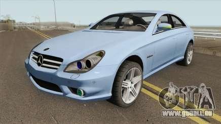 Mercedes-Benz CLS 55 AMG pour GTA San Andreas