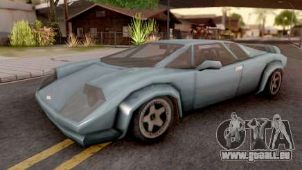 Infernus from GTA VC pour GTA San Andreas