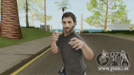 Farid USS Obama From Call of Duty: Black Ops II pour GTA San Andreas