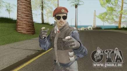Colussus Militia V3 (Call Of Duty: Black Ops II) pour GTA San Andreas