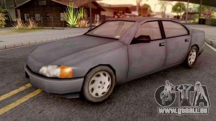 FBI Kuruma from GTA 3 für GTA San Andreas