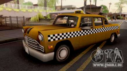 Cabbie GTA III Xbox pour GTA San Andreas