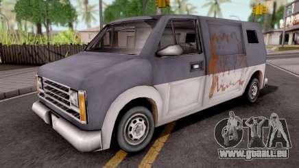 Hoods Rumpo XL GTA III Xbox pour GTA San Andreas