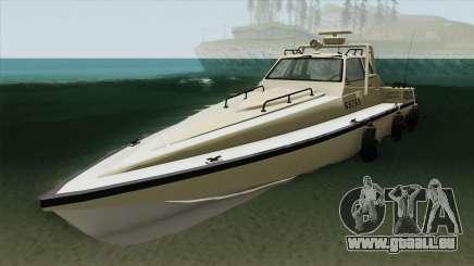 Police Predator GTA V pour GTA San Andreas