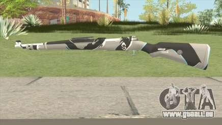 KAR98K (PUBG) pour GTA San Andreas