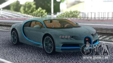 Bugatti Chiron Original für GTA San Andreas