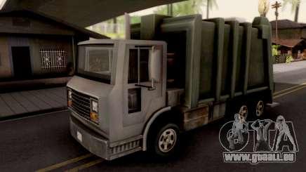 Trashmaster GTA III Xbox pour GTA San Andreas
