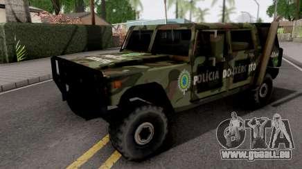 Patriot Exercito Brasileiro für GTA San Andreas