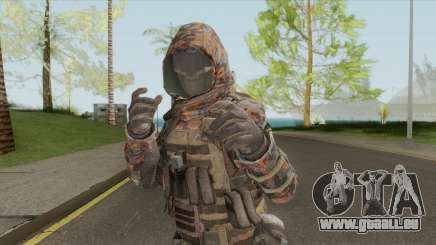 Merc V3 (Call of Duty: Black Ops II) pour GTA San Andreas
