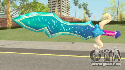 Cartoon Sword pour GTA San Andreas