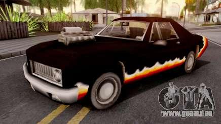 Diablo Stallion GTA III für GTA San Andreas