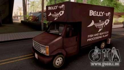 Triad Fish Van GTA III pour GTA San Andreas