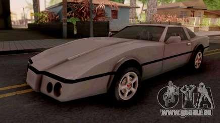 Banshee GTA VC Xbox pour GTA San Andreas