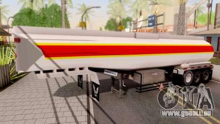Trailer De Combustible pour GTA San Andreas