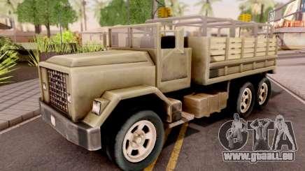 Barracks OL GTA III Xbox pour GTA San Andreas