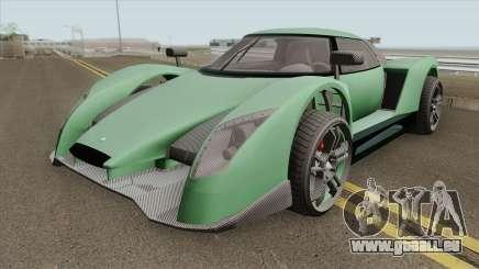 Overflod Autarch GTA V für GTA San Andreas