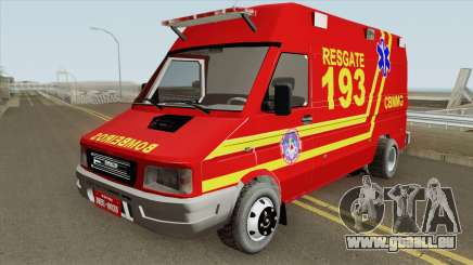 Iveco Daily Ambulance pour GTA San Andreas