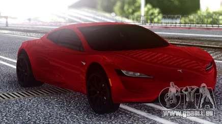 Tesla Roadster 2020 pour GTA San Andreas