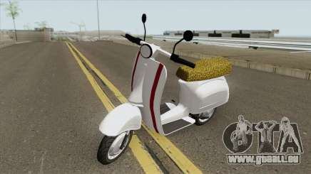 Faggio GTA V pour GTA San Andreas