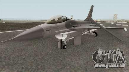 F-16C Mage Squadron pour GTA San Andreas