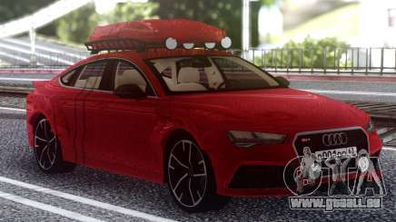Audi RS 7 Sportback pour GTA San Andreas