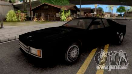 VCPD Cheetah from GTA VC pour GTA San Andreas