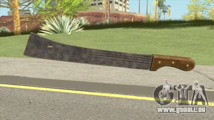 Machete (PUBG) pour GTA San Andreas