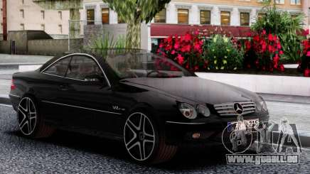 Mercedes-Benz CL 65 AMG W215 pour GTA San Andreas