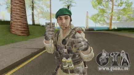 ISI Leader (Call of Duty: Black Ops II) pour GTA San Andreas