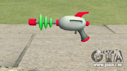 Marvins Gun From Looney Tunes: World of Mayhem pour GTA San Andreas