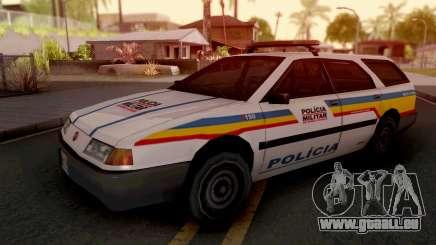 Copcarsf Policia MG pour GTA San Andreas