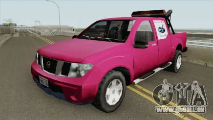 Nissan Frontier TowTruck (SA Style) pour GTA San Andreas