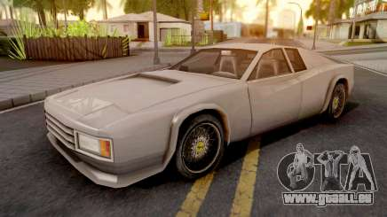 Cheetah GTA VC Xbox pour GTA San Andreas