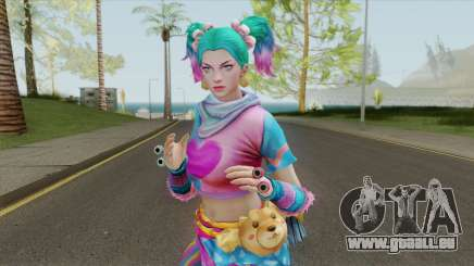 Skadi (Such Cold) From Smite pour GTA San Andreas