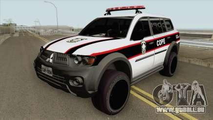 Mitsubishi Pajero Dakar 2013 (COPE) pour GTA San Andreas