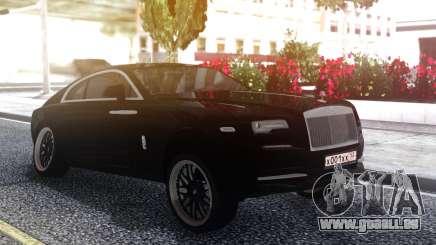 Rolls-Royce Wraith Stance pour GTA San Andreas
