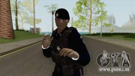 Brazilian Police Skin V2 pour GTA San Andreas