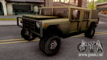Patriot from GTA VC pour GTA San Andreas