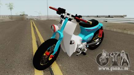 Honda C70 StreetCub für GTA San Andreas