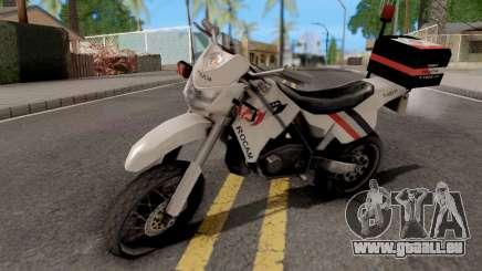 XT660 Beta Sanchez Edit pour GTA San Andreas