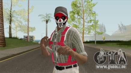 Black Guy Skin V1 pour GTA San Andreas