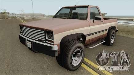 Declasse Rancher GTA IV (SA Style) pour GTA San Andreas